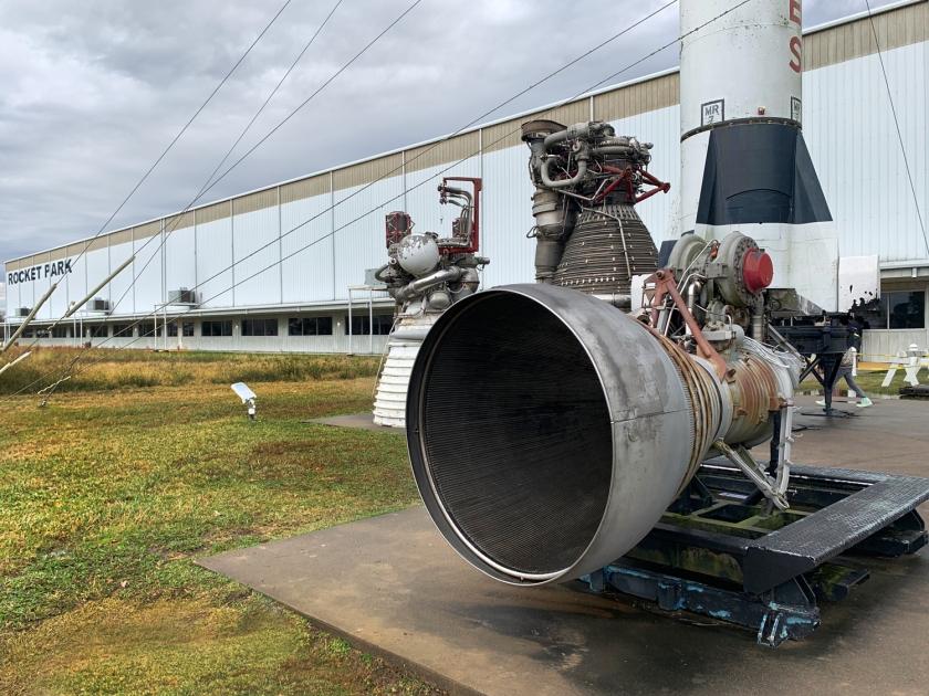 Turbinas e foguetes