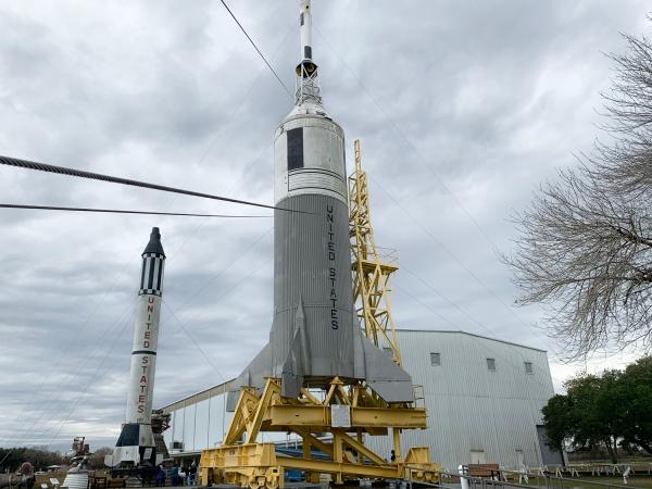 Rocket Park and Saturn V