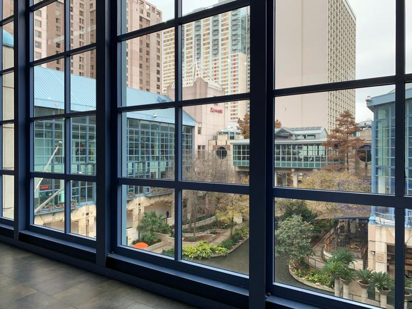Arquitetura integra ambientes interno e externo