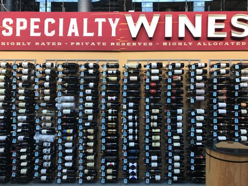 Vinhos especiais