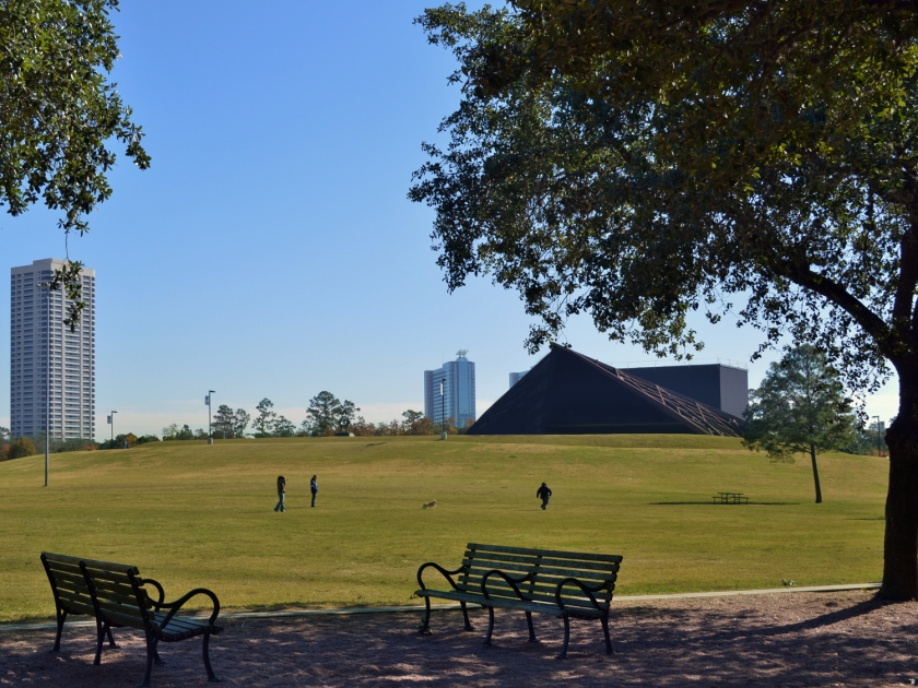 The Hill, no Hermann Park