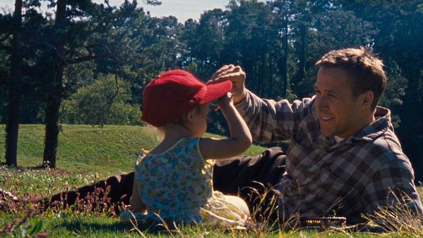 Neil Armstrong com a filha