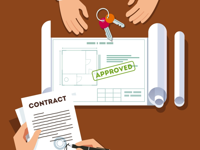 Confirme tudo antes de fechar um contrato