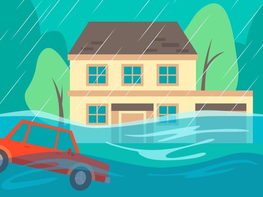 Risco de enchente