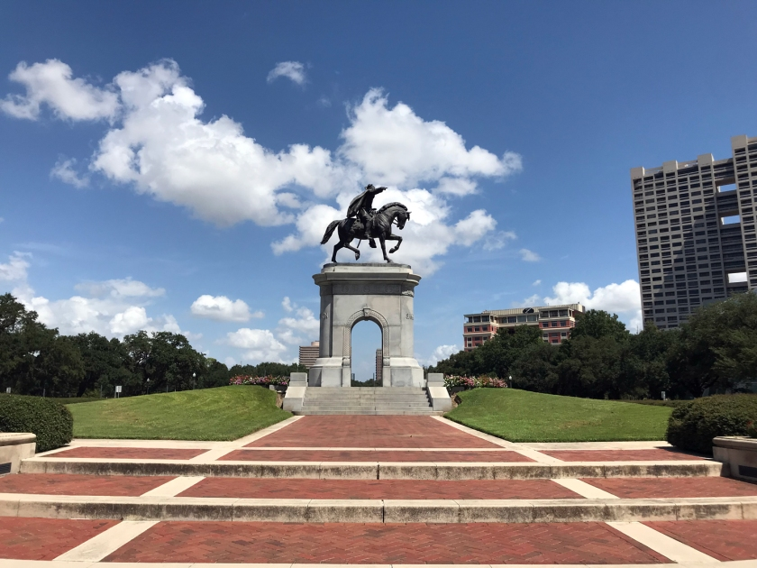 Monument Sam Houston