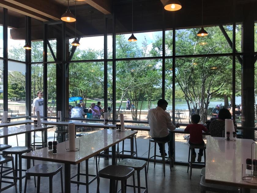 Pinewood Café