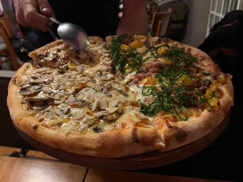 Pizza Guaicurus e Tabaiares