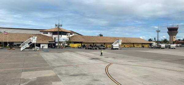 Aeroporto Internacional de Porto Seguro