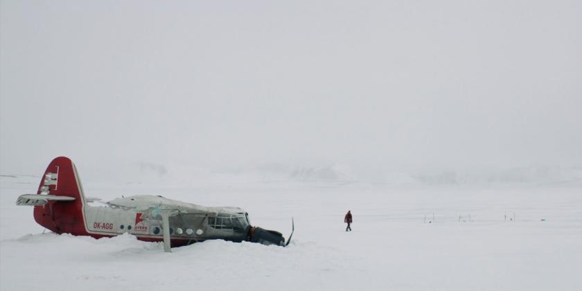 Filme de sobrevivência no Ártico