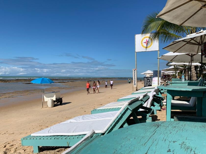 Cabana Rosa dos Ventos