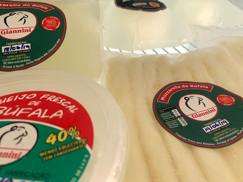 Mozzarella Giannini