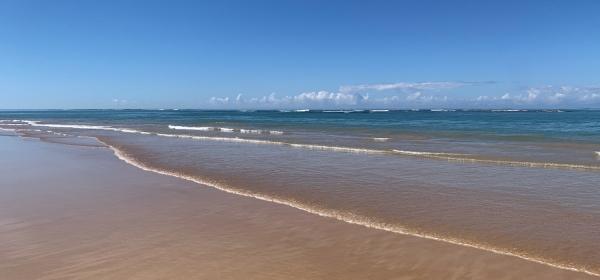 Praias perto da cidade de Trancoso
