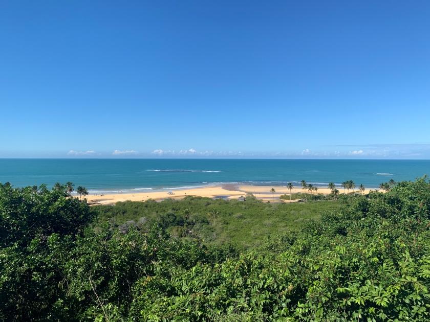 Praia dos Nativos e dos Coqueiros