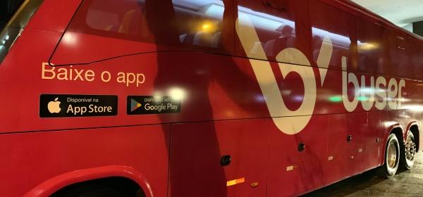 Ônibus do Buser