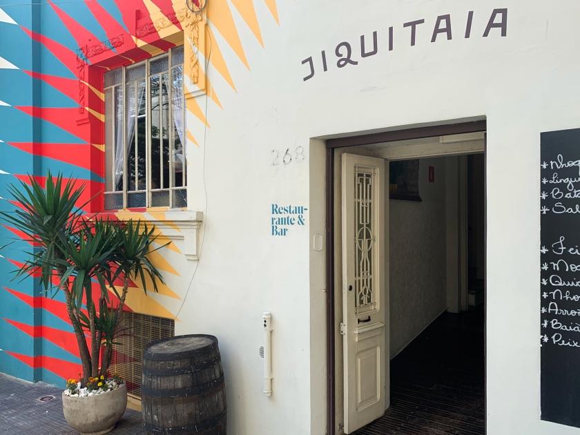 Restaurante Jiquitaia