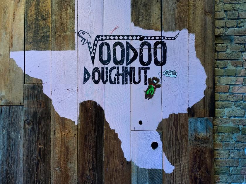 Voodoo Doughnut de Austin