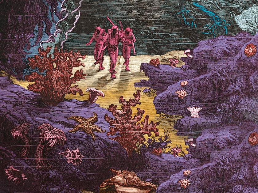 20 mil léguas submarinas