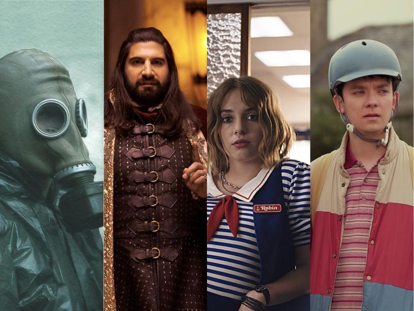 Séries que se destacaram em 2019