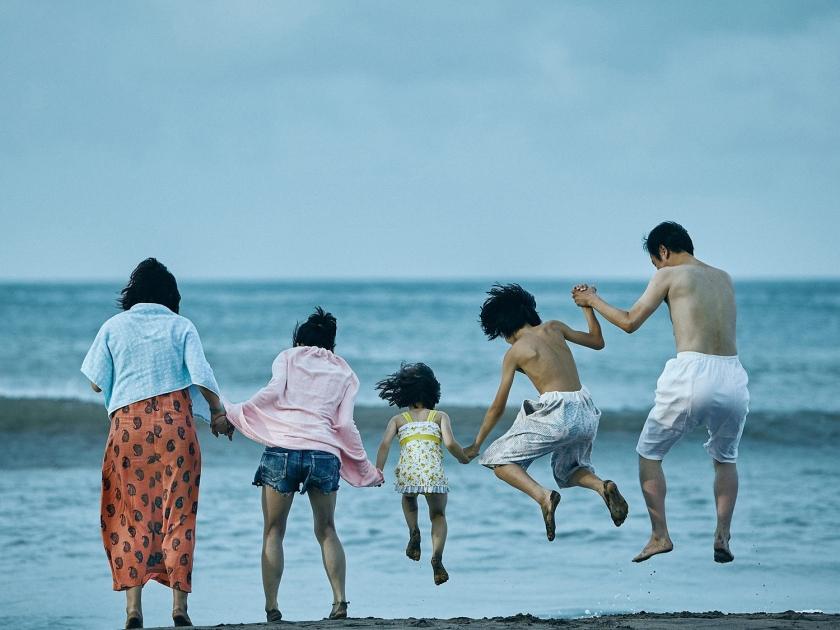 Assunto de família, dirigido por Hirokazu Kore-eda.