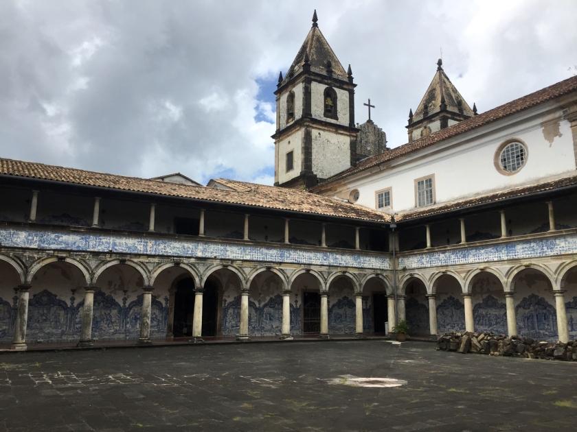Claustro do convento