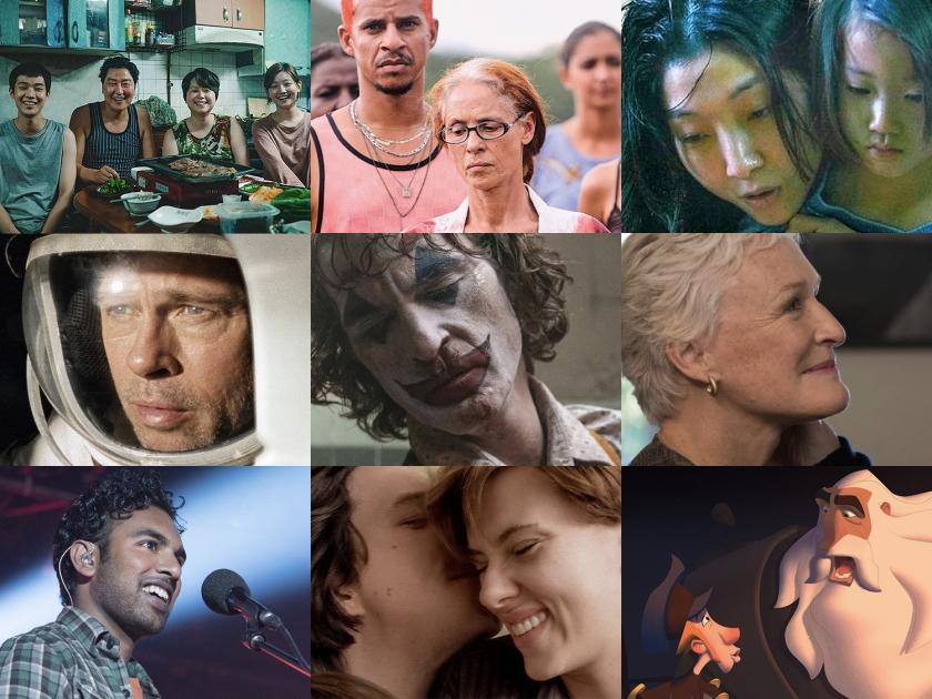 Retrospectiva com os filmes que assisti em 2019