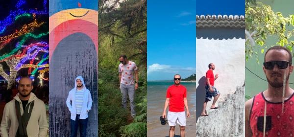 Retrospectiva das viagens feitas em 2019