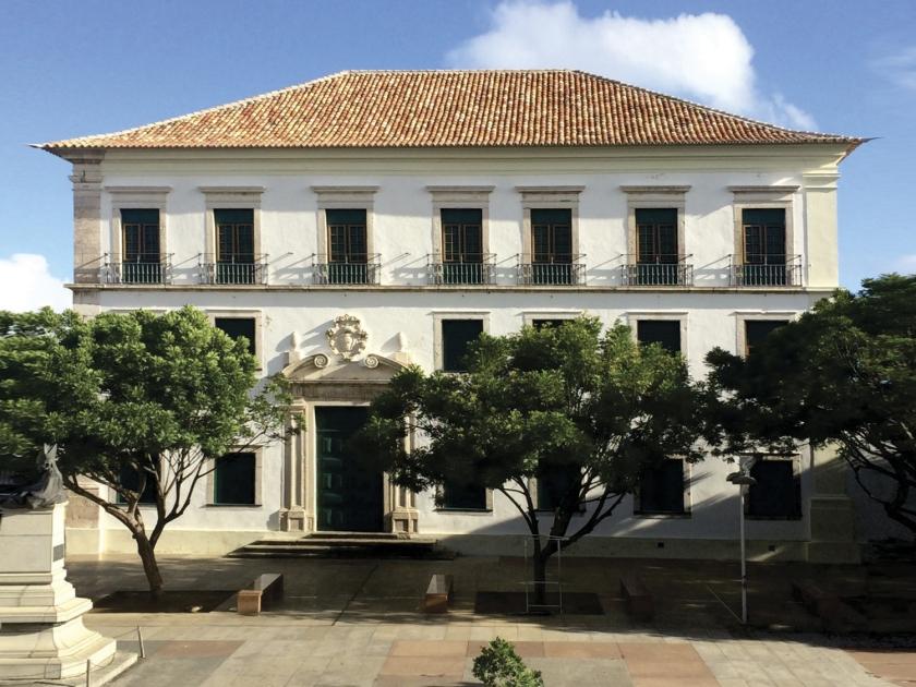 Palácio Arquiepiscopal de Salvador