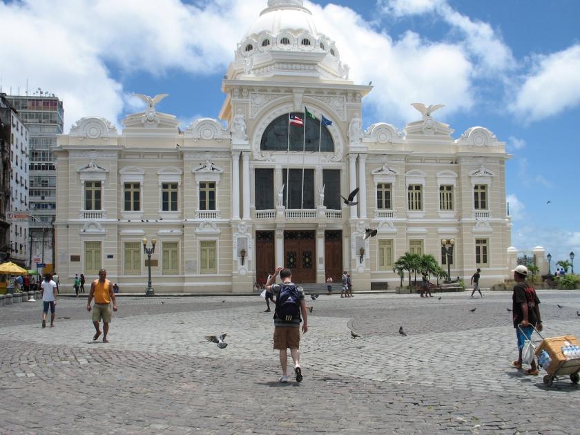 Palácio do Rio Branco