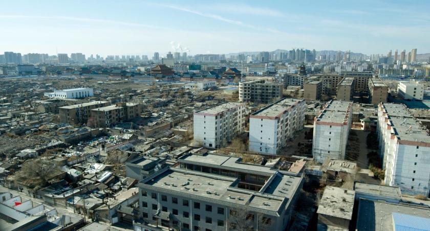 Datong, cidade no nordeste da China