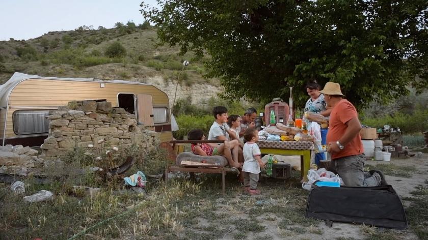 Família nômade
