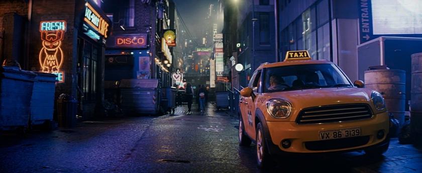 Taxi de Nova York