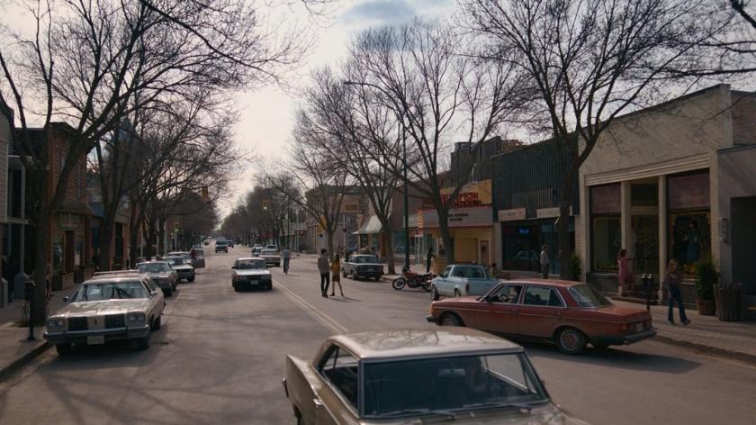A pequena cidade de Morden