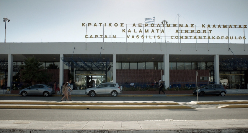 Aeroporto Internacional de Calamata
