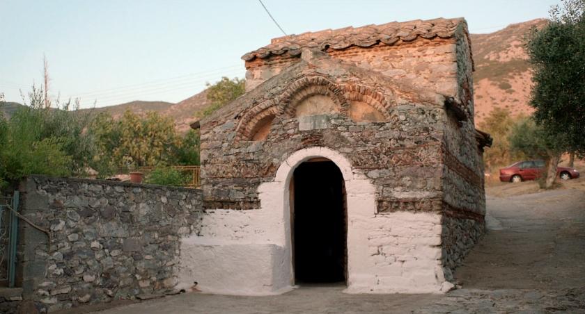 Pequena capela cheia de história