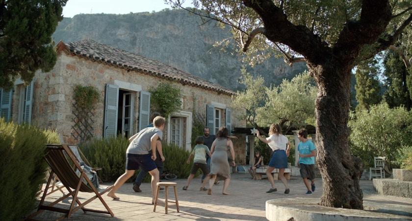 Casa de Patrick Leigh Fermor