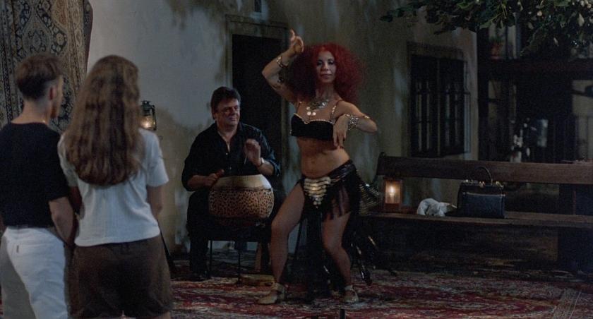 Dança do ventre na Spittelberggasse