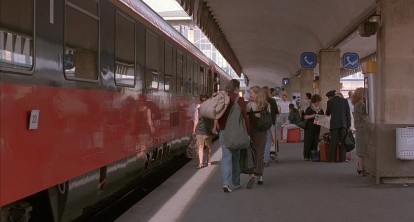 Plataforma da Westbahnhof