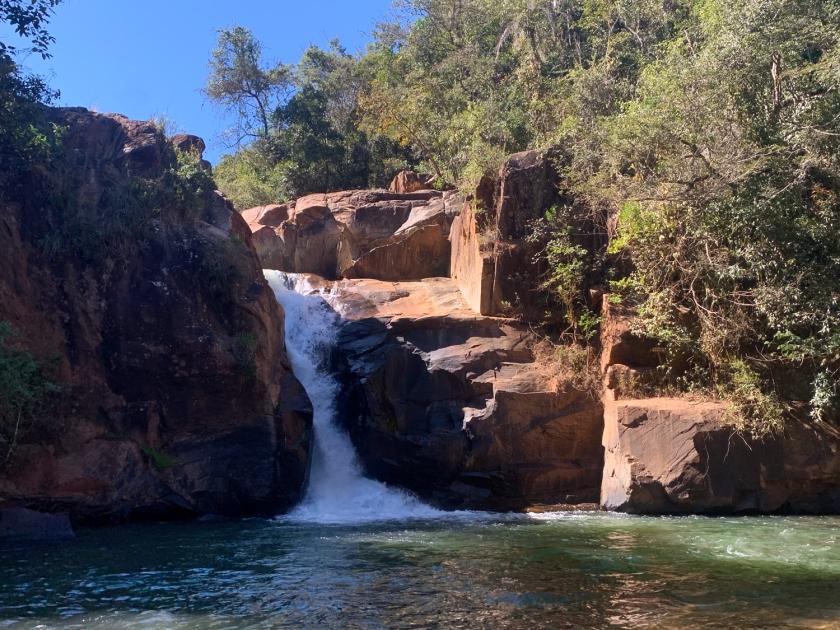 Cachoeira da Jangada