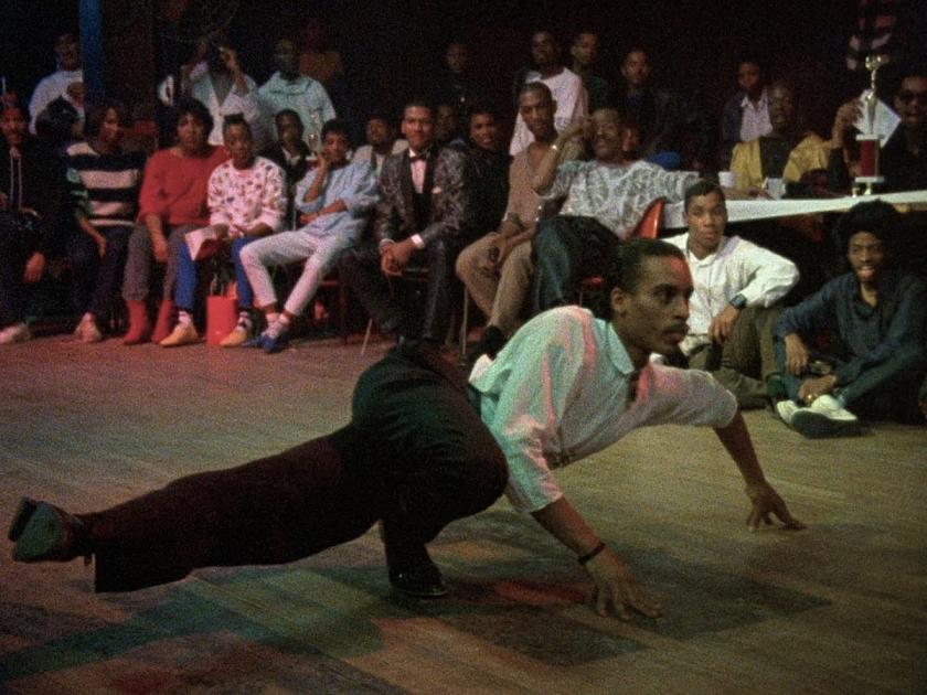 Surgimento do estilo de dança vogue