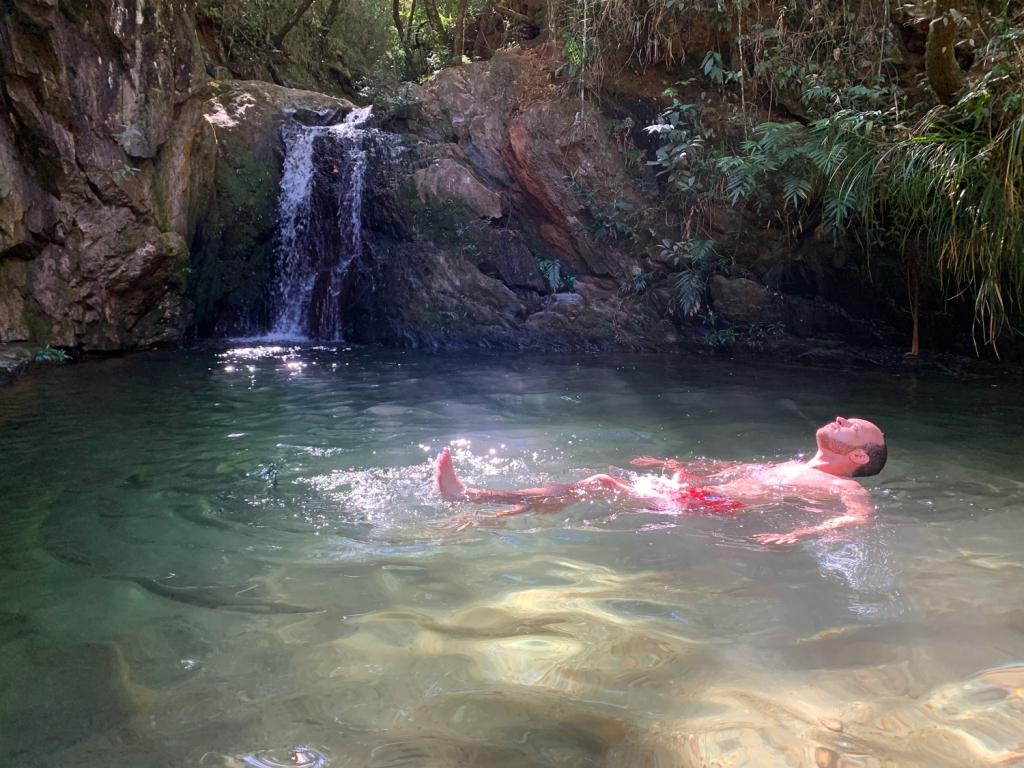 Banho no Poço Encantado