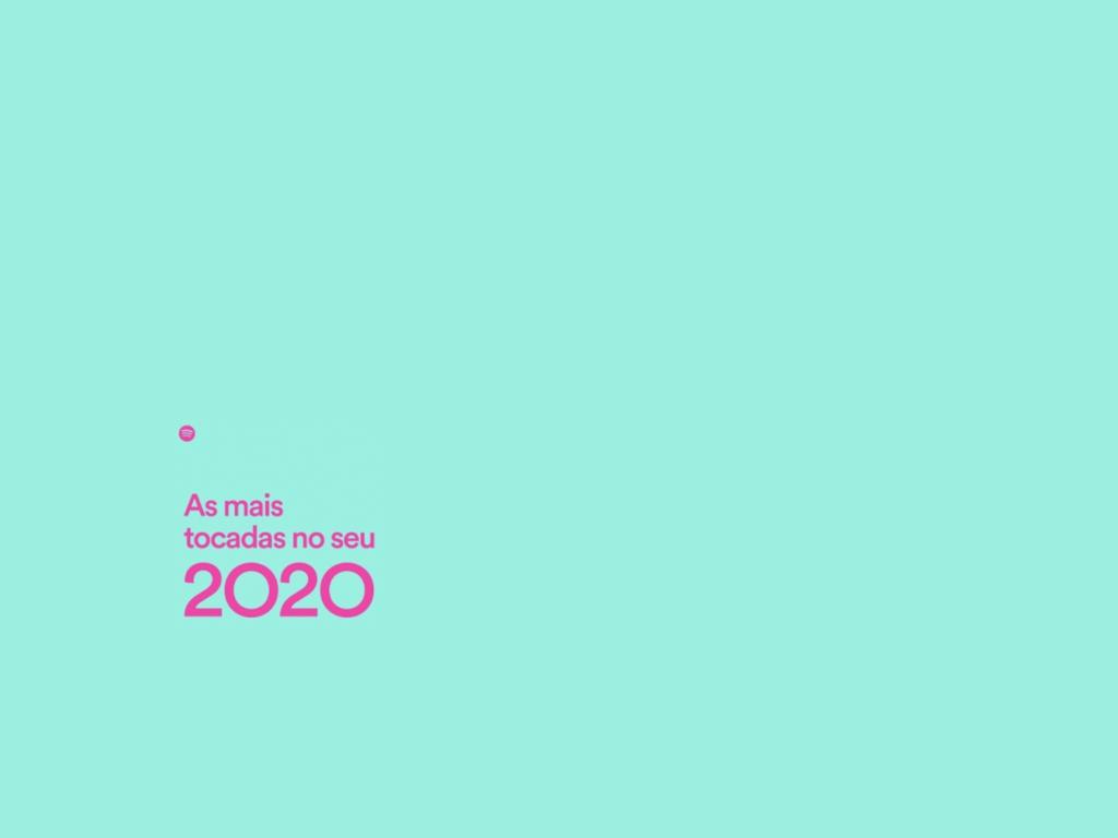 As mais tocadas do seu 2020