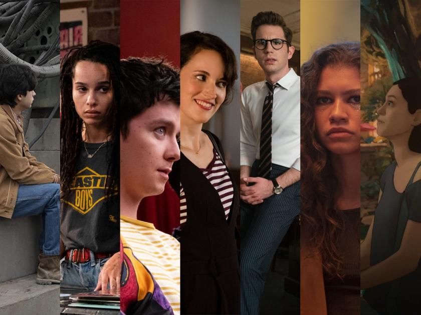 Retrospectiva das séries vistas em 2020