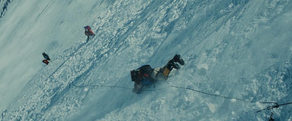 Avalanche de neve