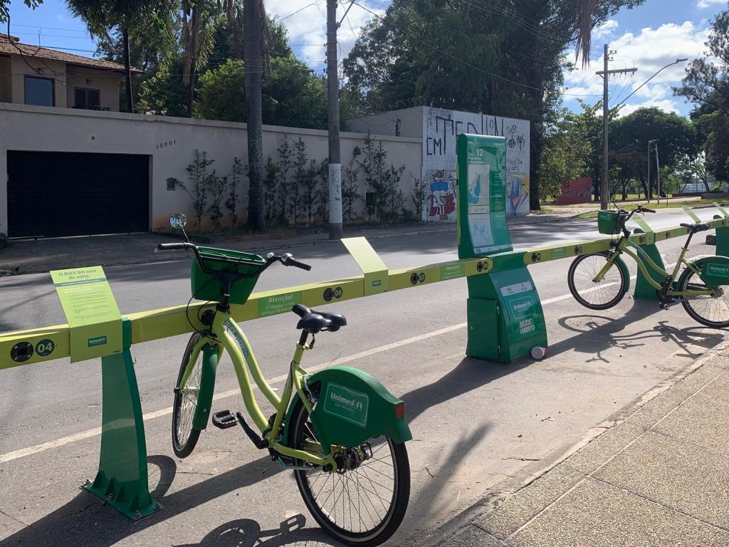 Estação da Bike BH