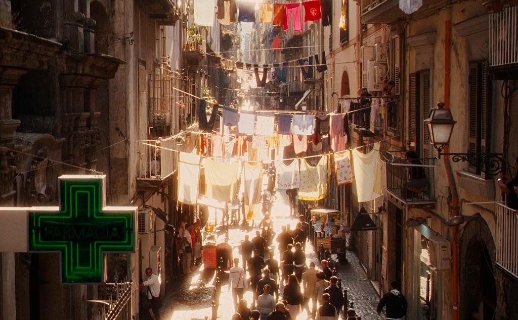Nápoles, cidade onde nasceu a pizza