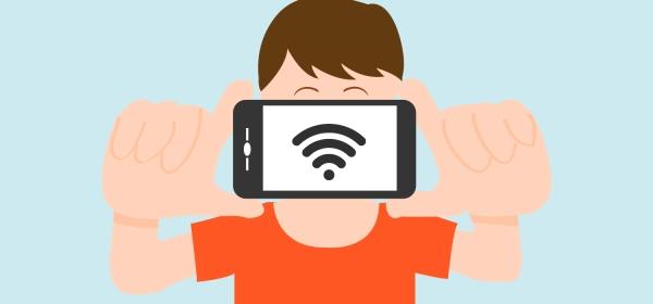 Acesso à internet no exterior