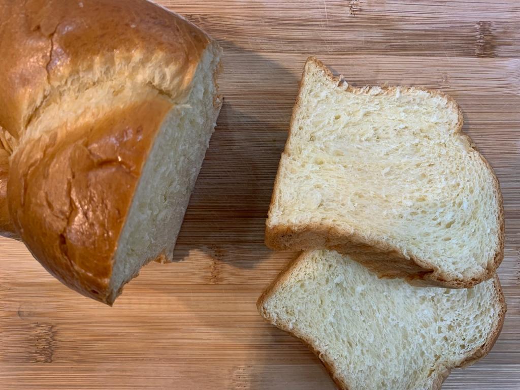 Pão brioche