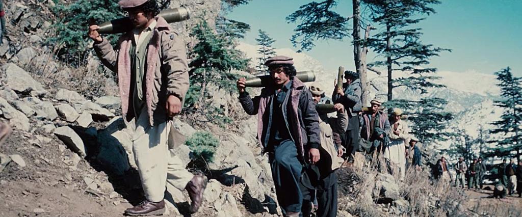 Conflitos no Afeganistão durante a Guerra Fria