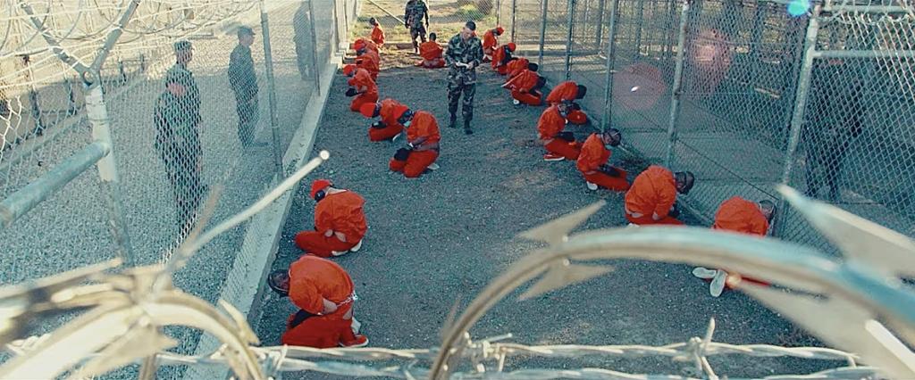 Prisão e tortura de suspeitos