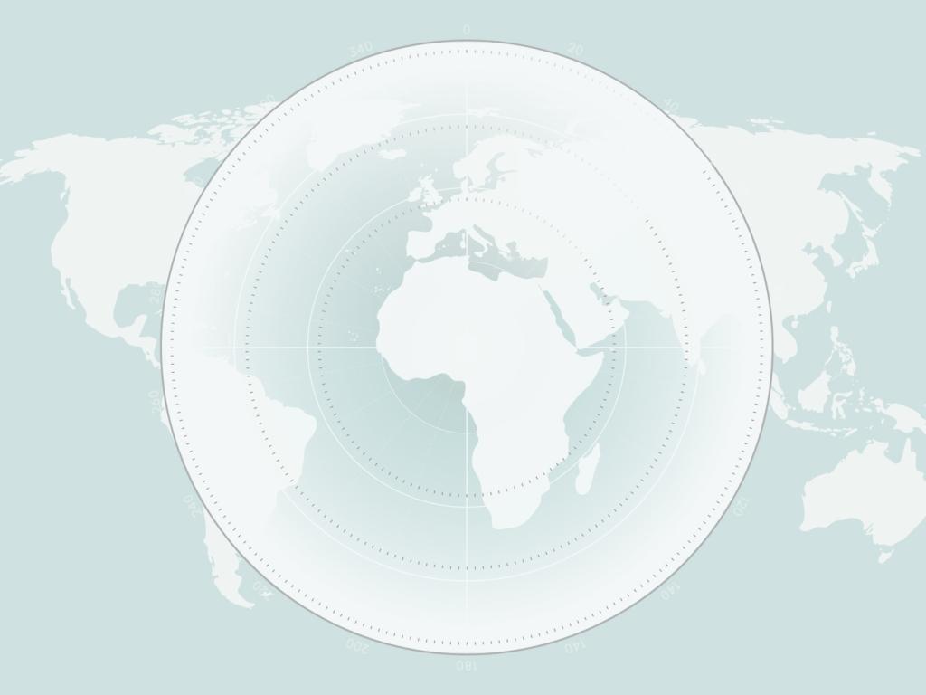 Radar de rastreamento mundial